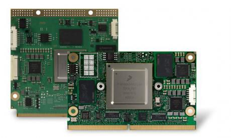 SMARC 2.0 og Qseven moduler med ultra low-power i.MX 8X processor