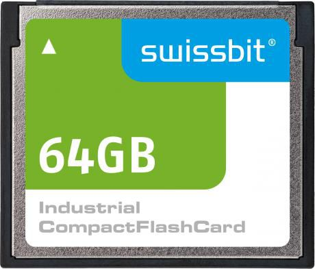 Swissbit holder liv i CompactFlash