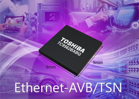Ethernet bridge IC til automotive og industriapplikationer