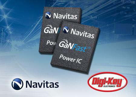 Navitas og Digi-Key indgår globalt distributionspartnerskab