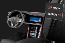 Fleksibel video-konverter simplificerer udviklingen af APIX3 automotive displays