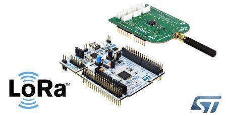 Udviklingskit til prototyping af IoT-devices med LoRa